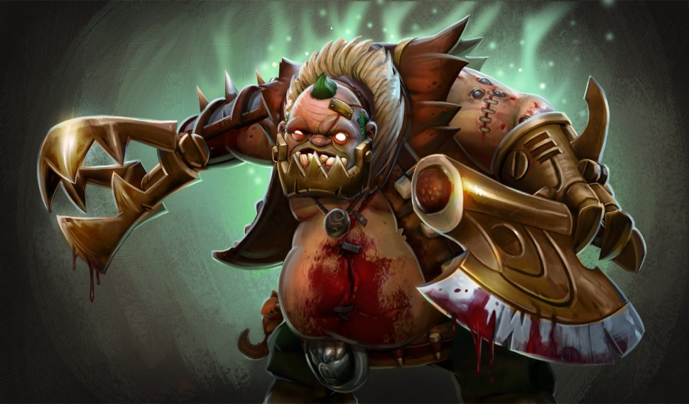 Pudge is a Challenge to Master