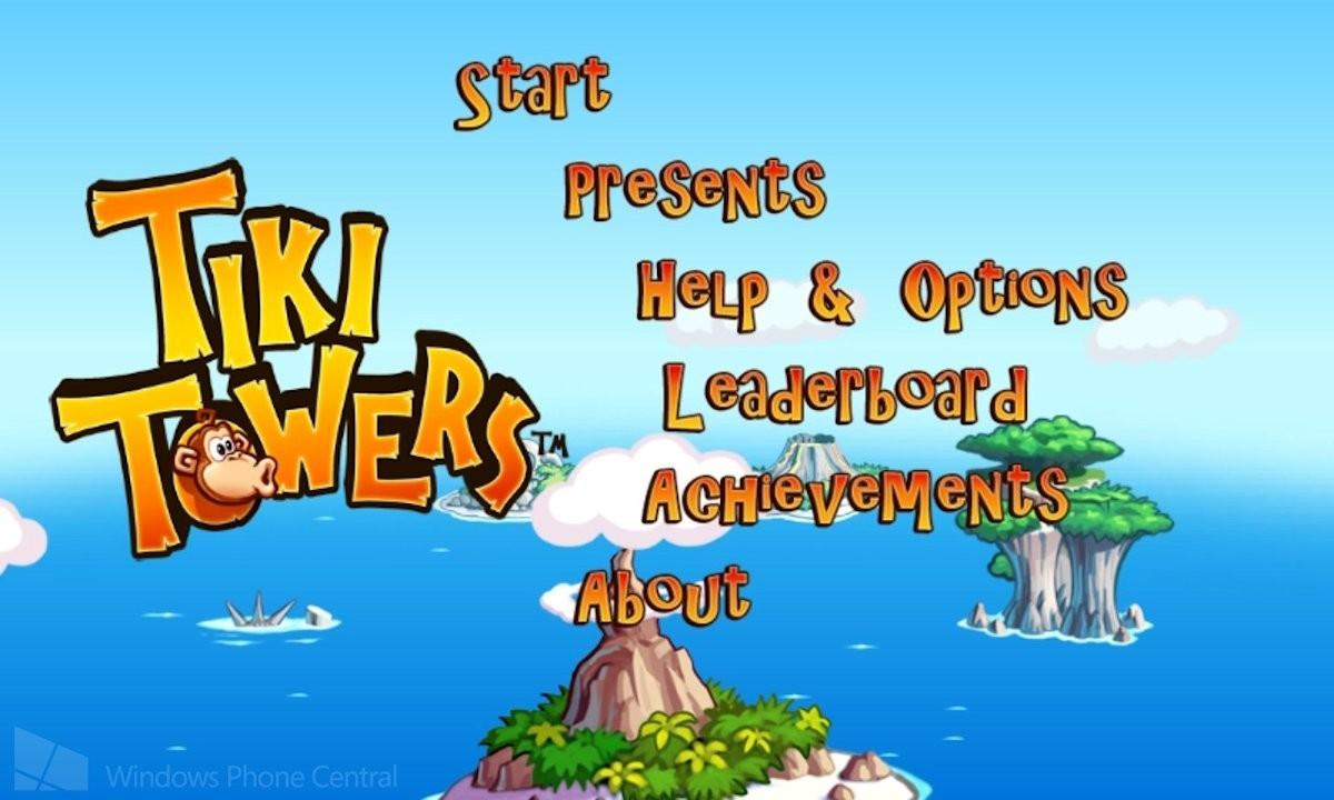 Tiki Towers: Start Monkeying Around